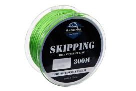 Linha Skipping Multifilamento - Verde - 300m.